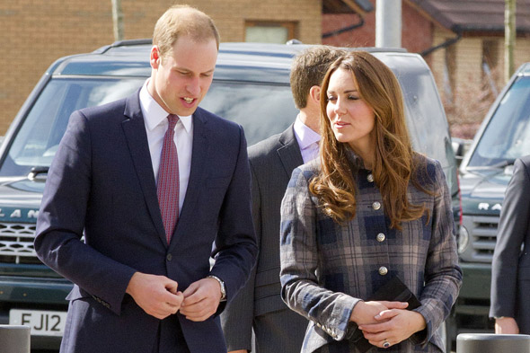 Kate Middleton pregnant: Duchess of Cambridge reveals baby is due in mid-July