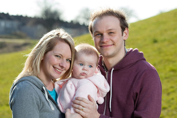 Miracle baby Lexie survived horror barbecue blast - while still in her mum's womb