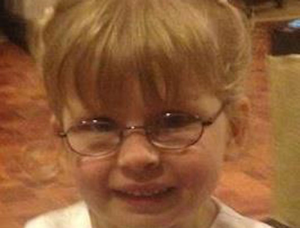 Girl, 4, crushed to death by collapsed garden wall