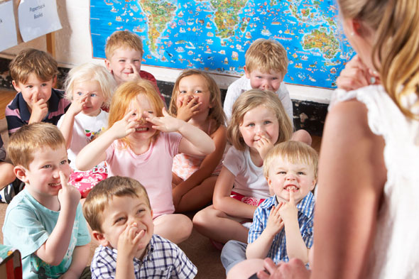 childcare class size changes