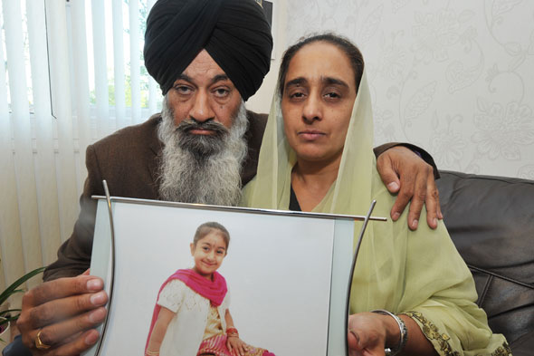 Parents claim doctors killed eight-year-old daughter for her organs