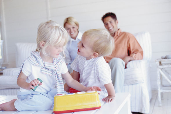 Party planning for autistic children
