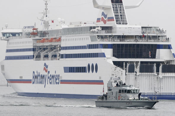 Ferry company refuses to allow pregnant mum to sail