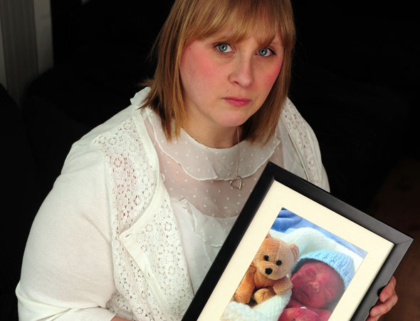 Sonographer said unborn baby with genetic condition was 'lazy'