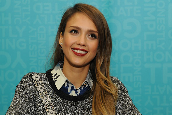 Jessica Alba reveals her pre-teen drinking and wild-child past