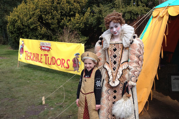 A 'horrible' day out at Warwick Castle