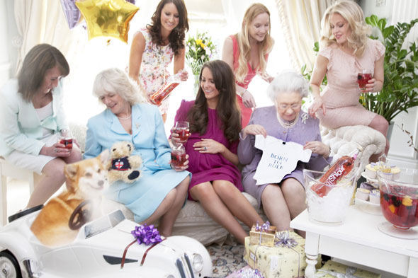 Kate Middleton pregnant: Duchess of Cambridge to have Royal baby shower thrown by Pippa