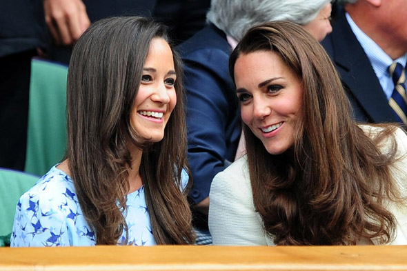 'Pristine' Kate and Pippa Middleton made other families feel 'hopeless' when they were schoolgirls