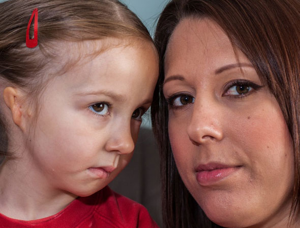 Girl born with one ear denied hearing aid due to 'postcode lottery'