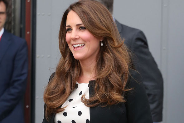 Kate Middleton pregnant: Duchess of Cambridge to move back home with mum and dad