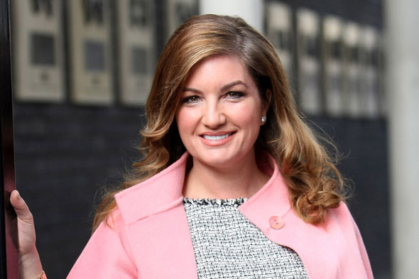 Apprentice star Karren Brady calls for working mums to stop feeling guilty