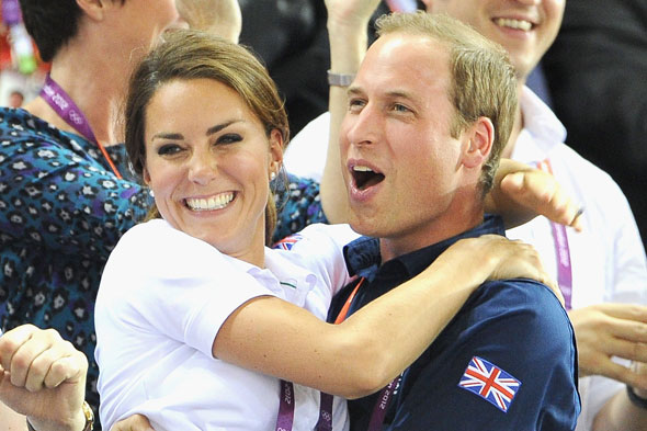 It's a girl/boy! Duke and Duchess of Cambridge welcome first baby