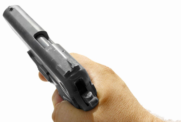 Four-year-old shot himself with dad's handgun on the school run