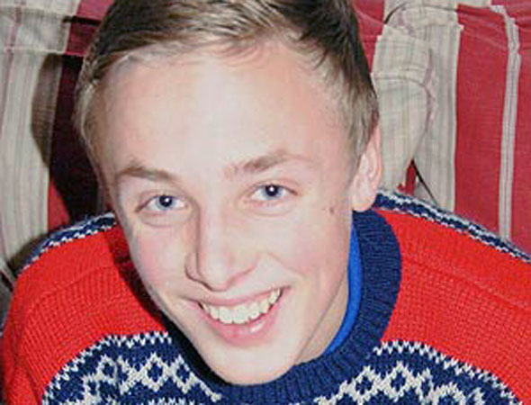 Schoolboy shot himself after being warned by police about sexting messages