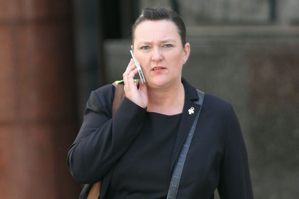 Midwife on trial accused of pouring milk over a newborn and verbally abusing a dad-to-be