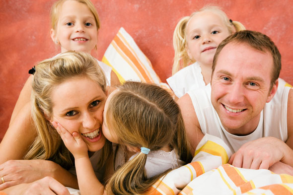 New research from Parentdish: A third of parents have a favourite child