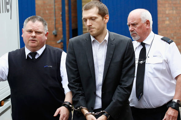 Abducted schoolgirl insists she loves jailed teacher Jeremy Forrest