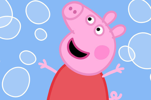 Peppa Pig apologises to kids after 'go to hell' message