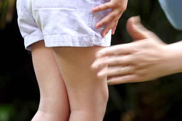 The New Old-fashioned Parent: Smacking