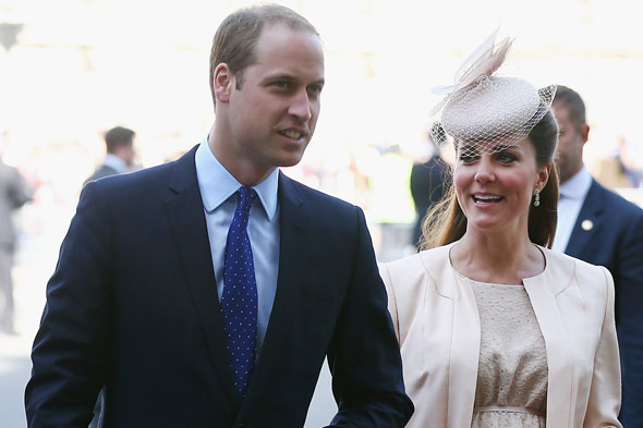 Royal baby news: Prince William to play polo on day Kate is due to give birth - or is she?