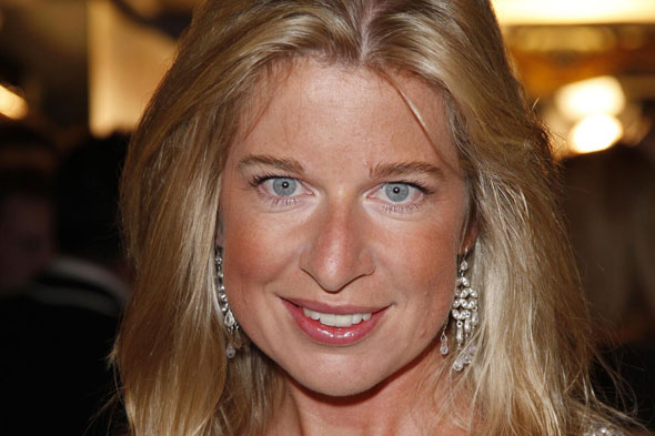 Notorious Katie Hopkins launches Class Book of Baby Names