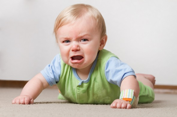 Tantrums to ignore or not to ignore?