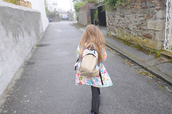 Is my child old enough to go out alone?
