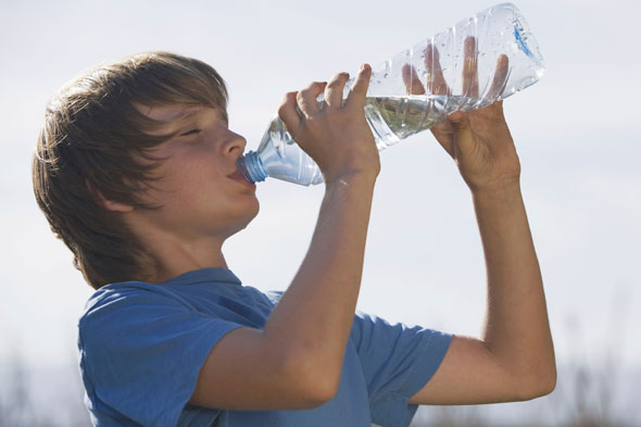 The Reluctant House Dad: Should teachers force our kids to drink water in this heatwave?