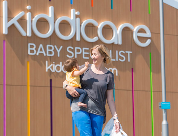 WIN £300 to spend at Kiddicare!
