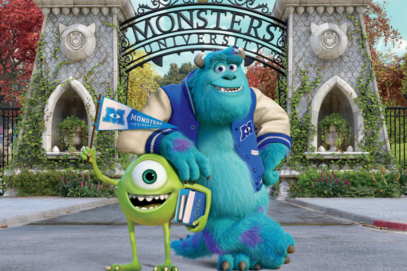Review: Monsters University