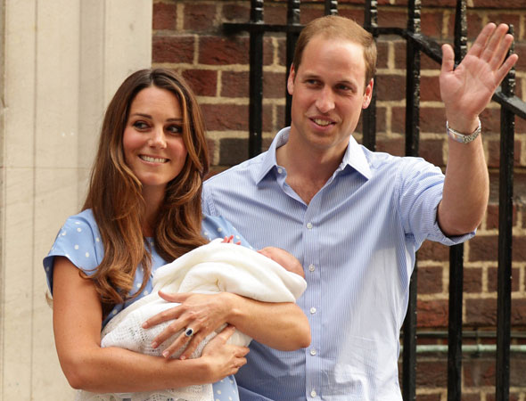 Royal baby news: Kate, William and 'Prince Georgie' to move to the countryside