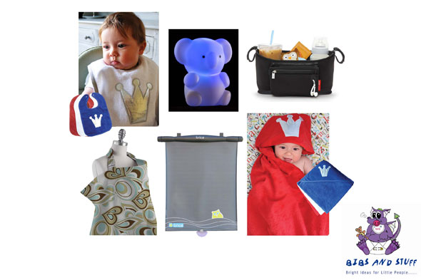 WIN a bundle of Royal Baby goodies from Bibs and Stuff!