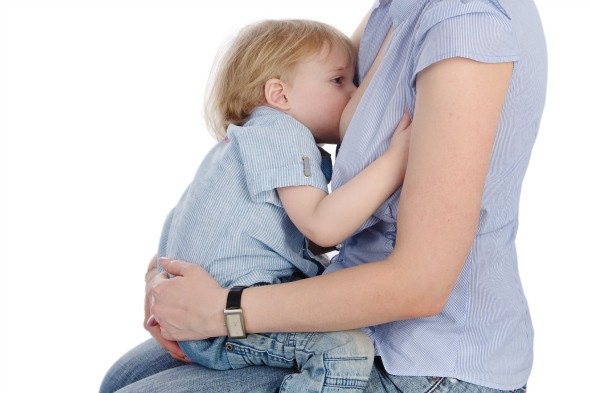 Extended Breastfeeding: Time to give up?