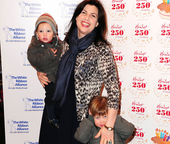 Kirstie Allsopp: I would love another baby, but at 41 I may not have the choice