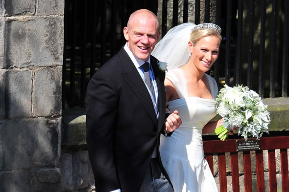 Zara Phillips pregnant: Royal expecting first baby with husband Mike Tindall