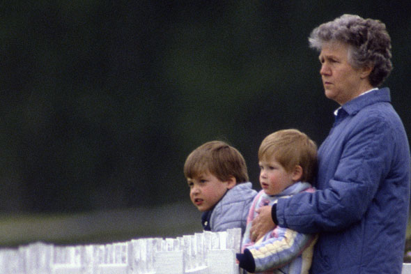 Royal nannies through the years. Will Kate and Wills hire one for Baby Cambridge?