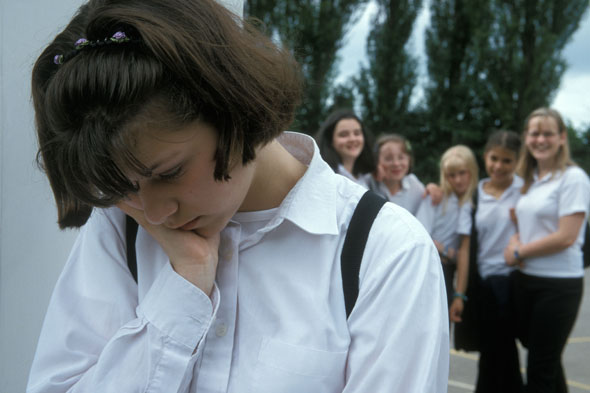 Children moving to secondary school fear 'big school' bullies
