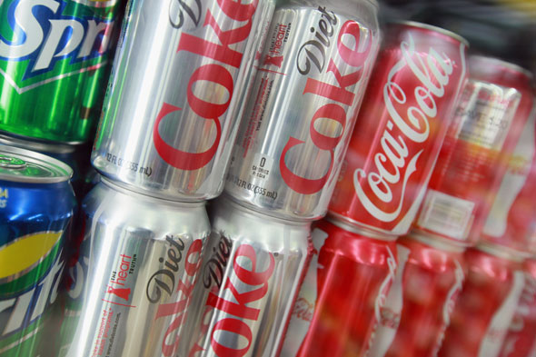 Fizzy drinks can make children violent and moody