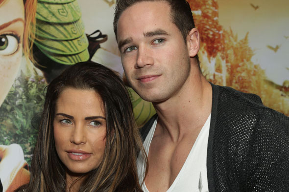 Katie Price gives birth to son eight weeks early