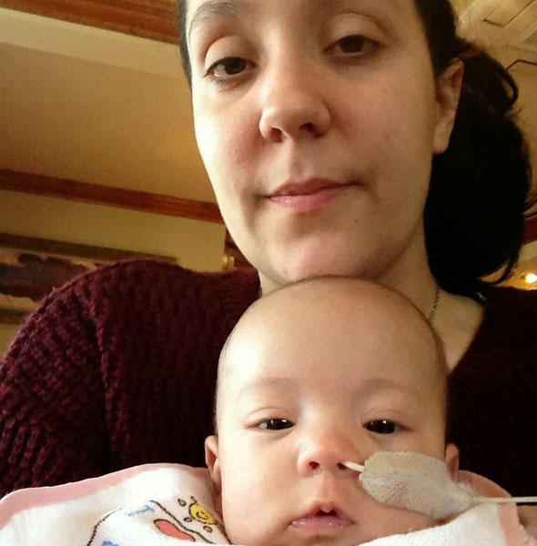 Baby girl died after ambulance got lost twice on way to treat her