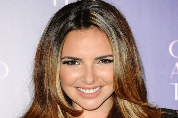 Nadine Coyle took THREE pregnancy tests to confirm her happy news!