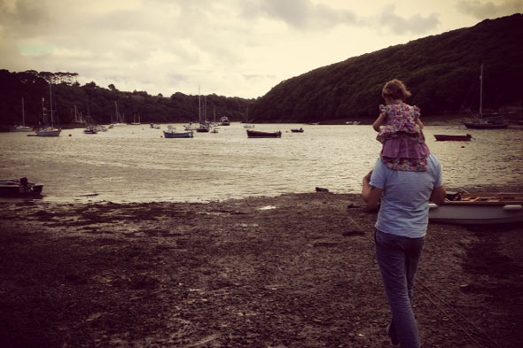 Cornwall with Kids: Castles, canoes and Cornish pasties