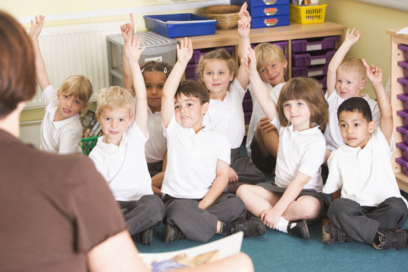 Starting school: How to prepare your child for the very first day