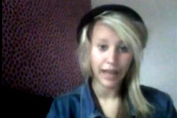 Cyber-bullied tomboy filmed herself discussing suicide before being found dead