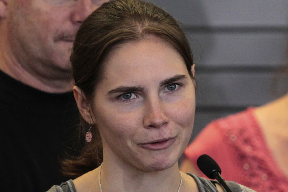 Amanda Knox: I want to visit murdered Meredith's grave with her parents