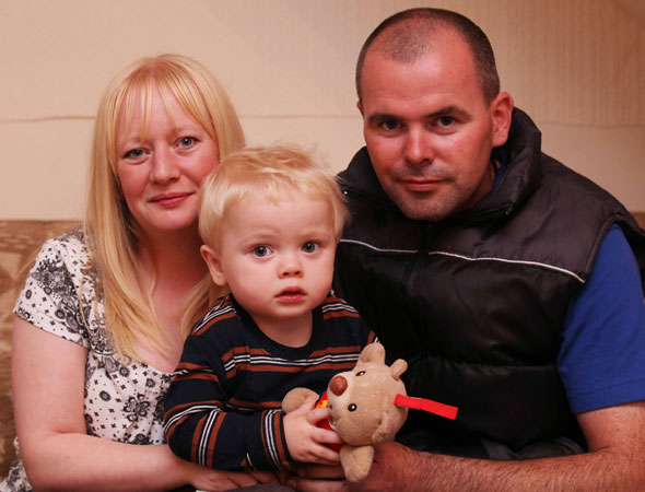Toddler's throat tumour turned out to be a PEANUT