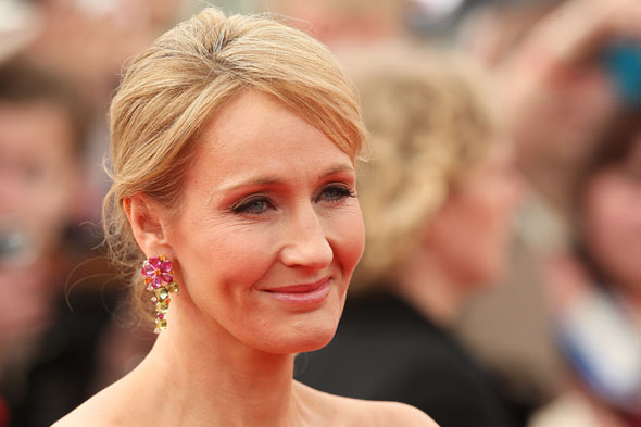 JK Rowling to write Harry Potter spin-off series of films
