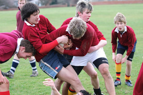 First ever case of 'second impact syndrome' kills schoolboy rugby player