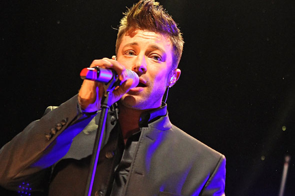 Skint Blue star Duncan James forced to sell mum's house