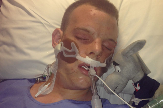 Mum's fight to ban 'legal highs' after son died in her arms